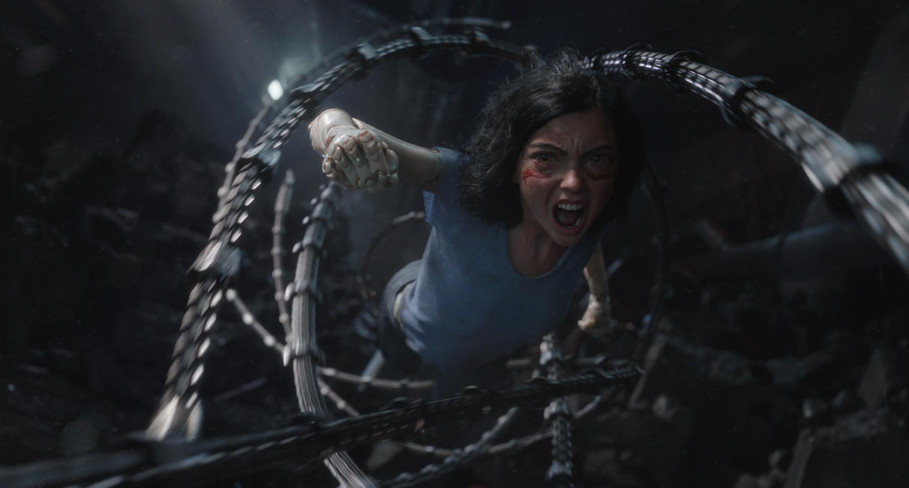 Alita: Battle Angel (2019) - Financial Information