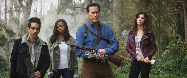 Ash vs The Evil Dead: Season 1