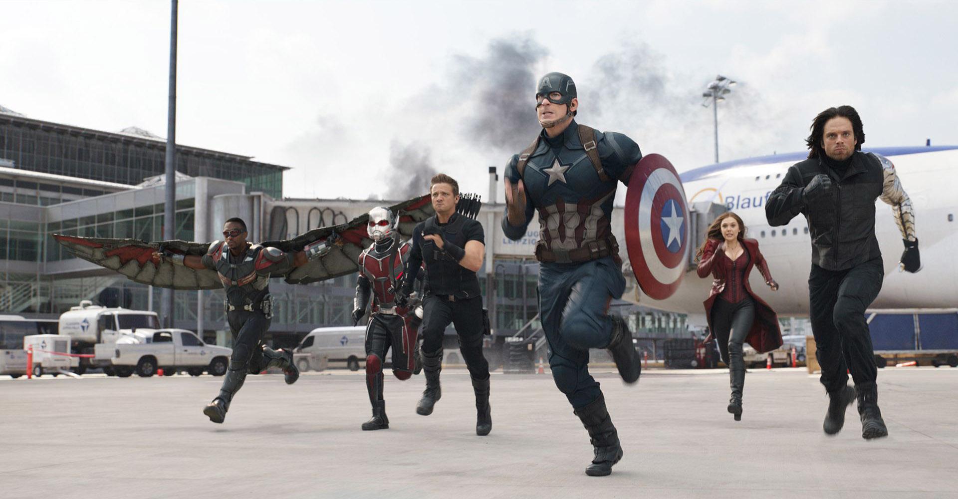 5866288c Captain America: Civil War (2016) - Financial Information
