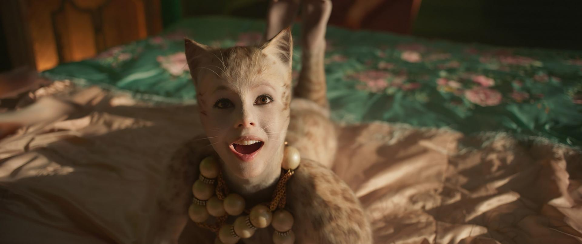 Cats (2019) - Financial Information