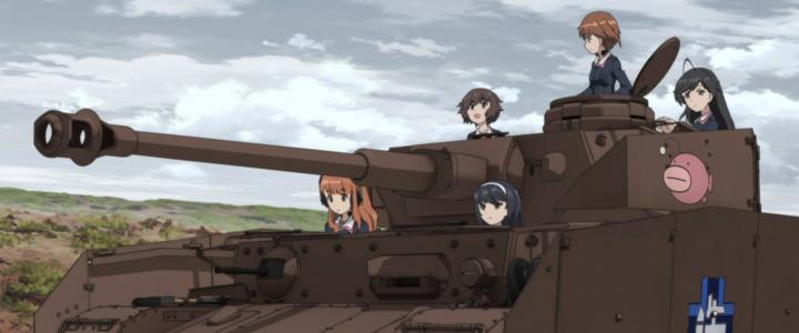 Girls und Panzer The FILM