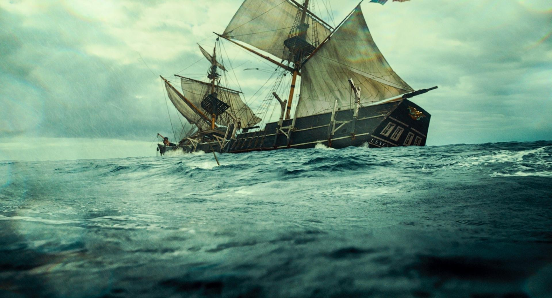 In the Heart of the Sea (2015) - Financial Information