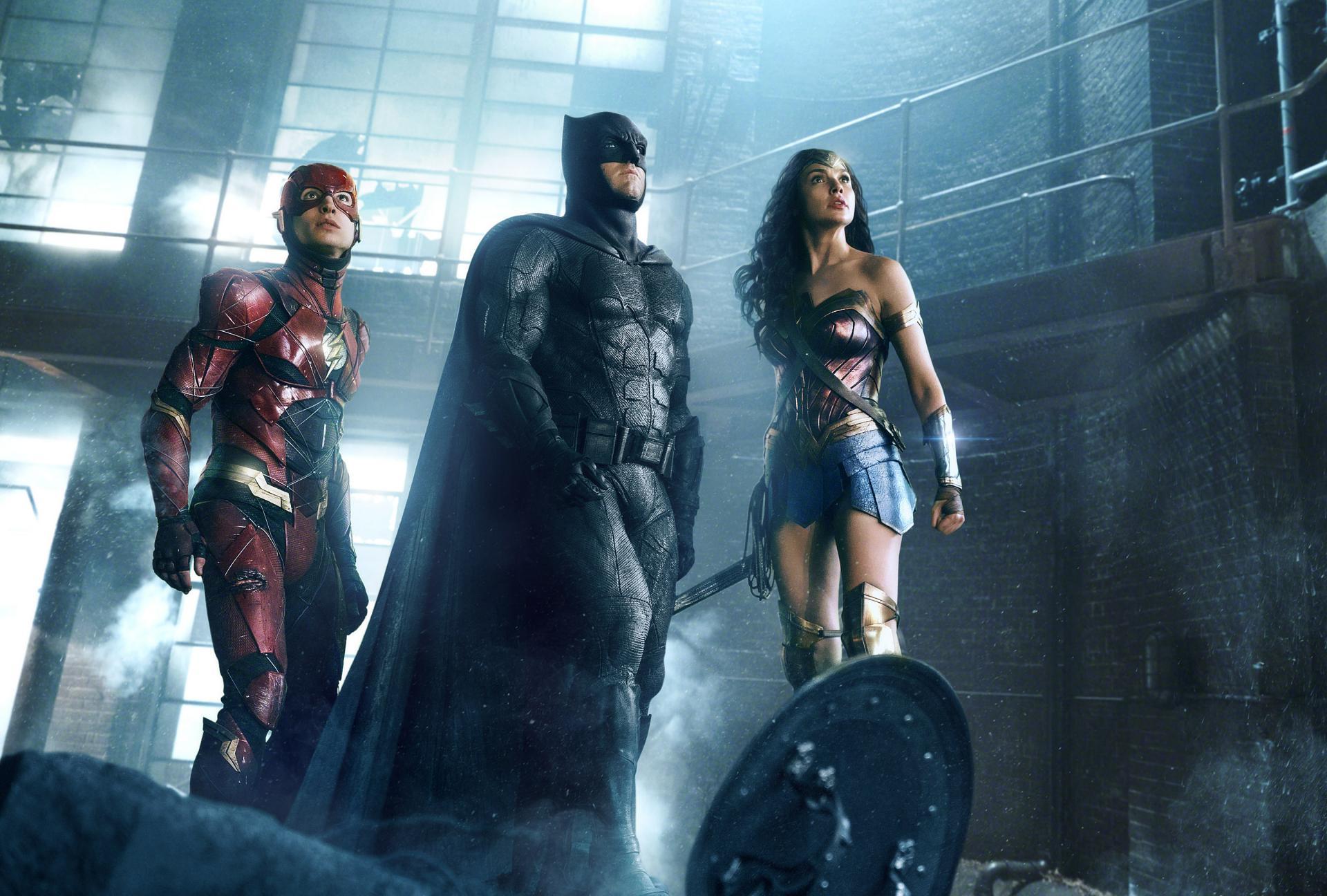 Justice League Financial Information