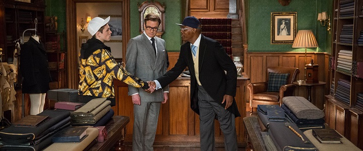 The Kingsman: Secret Service