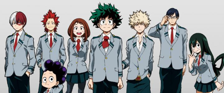 My Hero Academia: Season Two, Volume Two