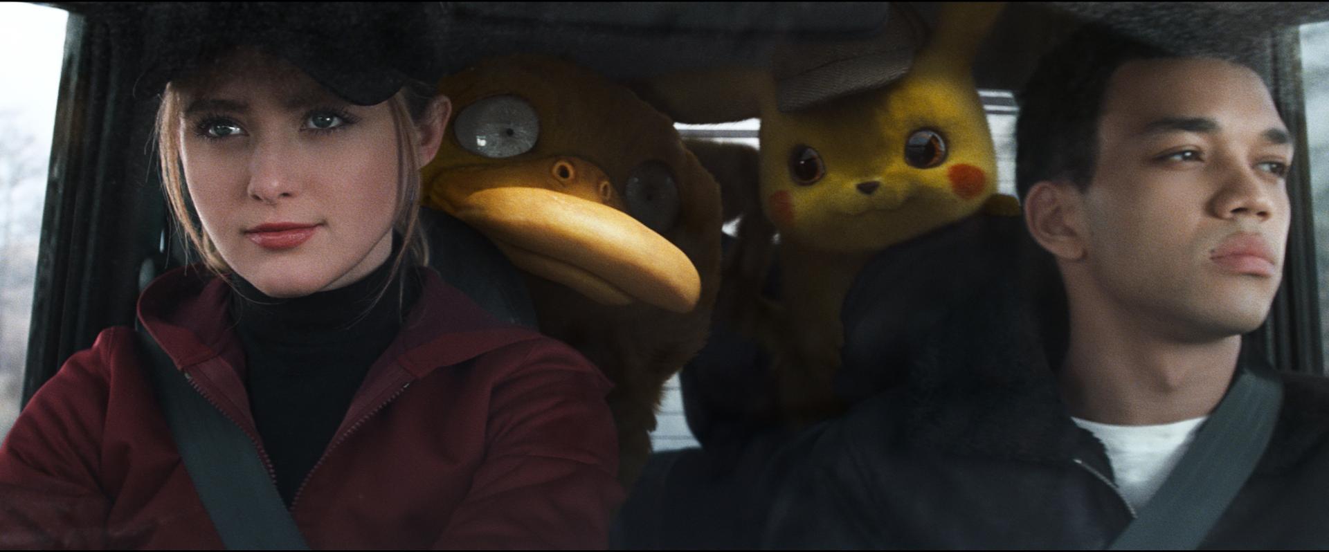 4885500c7 Pokémon: Detective Pikachu (2019) - Financial Information