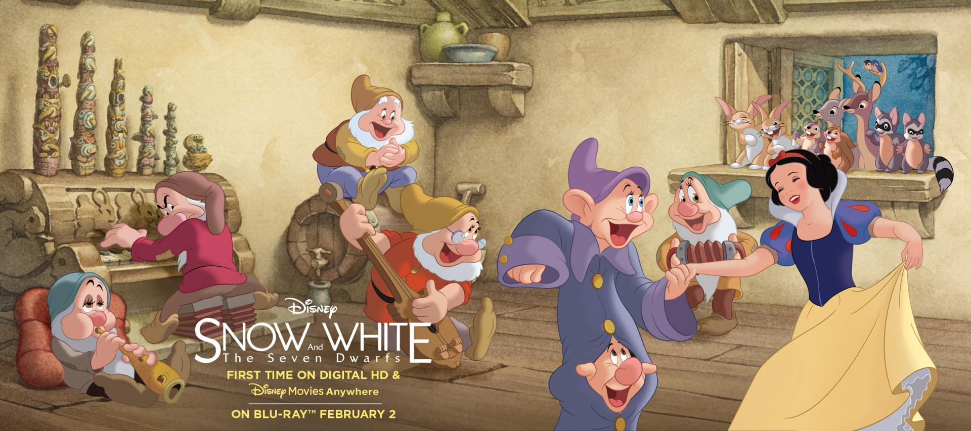 Snow white and the 7 nains porn