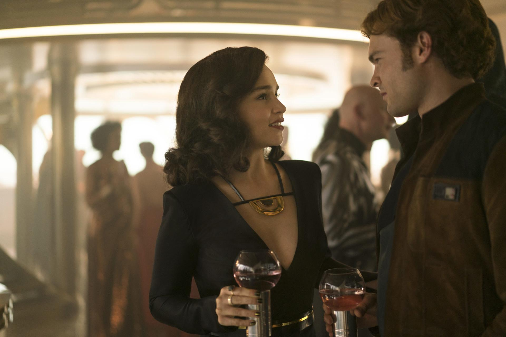 Solo: A Star Wars Story (2018) - Financial Information
