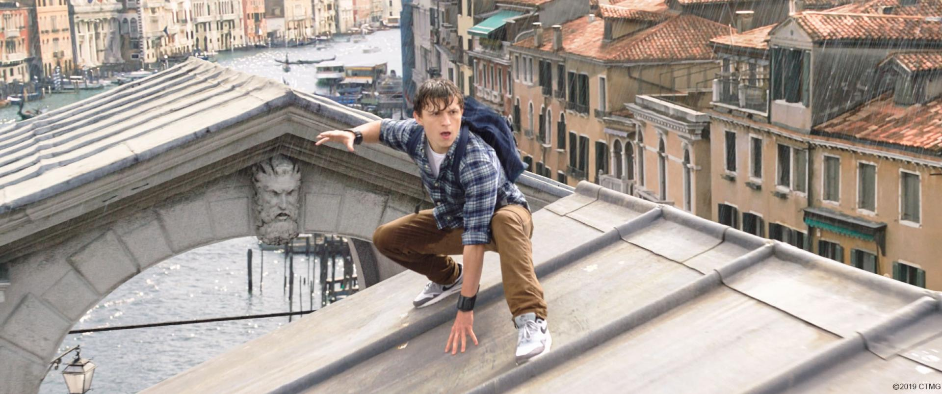 Spider Man Far From Home 2019 Financial Information