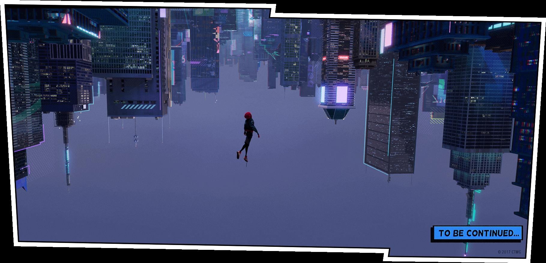 spiderman into the spiderverse 3d 2018 financial