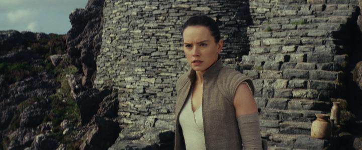 Star Wars: Ep VIII: The Last Jedi