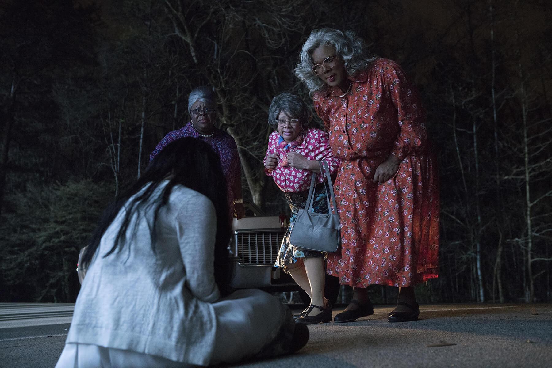 Tyler Perry's Boo 2! A Madea Halloween (2017) - Financial Information
