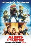 Aliens in the Attic poster