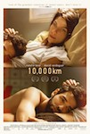 10,000 KM poster