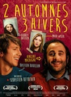 2 automnes 3 hivers poster
