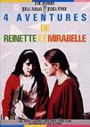 4 aventures de Reinette et Mirabelle poster