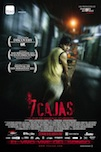 7 cajas poster