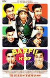 Barfi poster