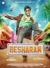 Besharam poster