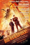 Big Ass Spider poster