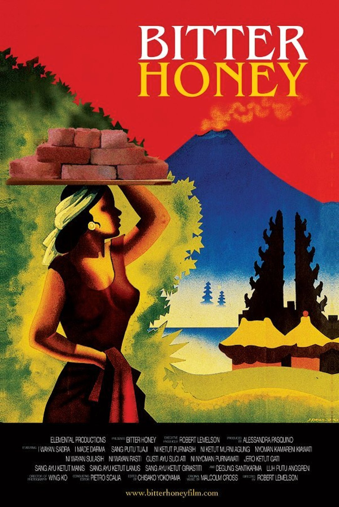 Bitter Honey poster