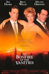 The Bonfire of the Vanities poster