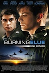 Burning Blue poster