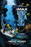 Deep Sea 3-D poster