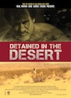 Detained in the Desert poster