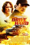 Drive Hard poster