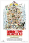 Drunk Stoned Brilliant Dead The Story of the National Lampoon poster
