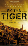Ek Tha Tiger poster