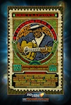 Eric Clapton: Crossroads Guitar Festival, Chicago poster