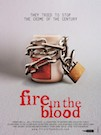 Fire in the Blood poster