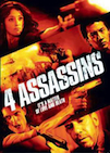 Four Assassins poster