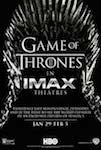 Game of Thrones: The IMAX Experience poster