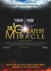 The Greatest Miracle poster