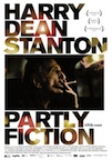 Harry Dean Stanton Partly Fiction poster