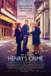Henry's Crime poster