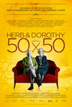 Herb and Dorothy 50X50 poster