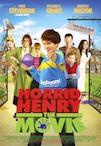 Horrid Henry: The Movie poster