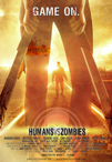 Humans Vs. Zombies poster