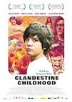Infancia clandestina poster