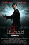 Ip Man: Legend of the Grand Master poster