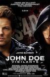 John Doe: Vigilante poster