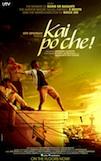 Kai Po Che poster
