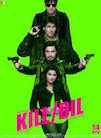 Kill Dil poster
