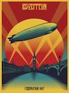 Led Zeppelin - Celebration Day poster