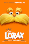 Doctor Seuss' The Lorax poster