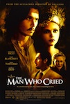 The Man Who Cried poster